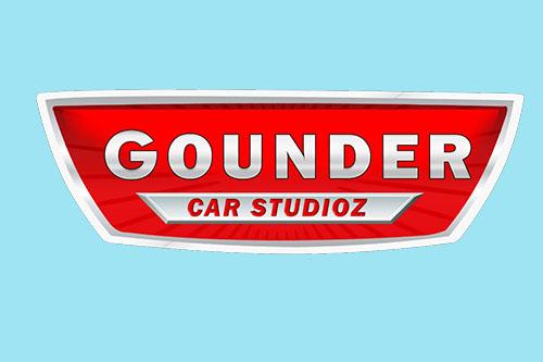 gounder car company logo